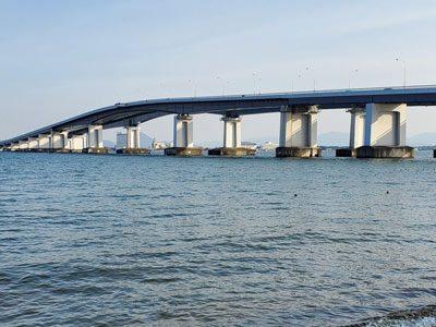 琵琶湖大橋 イメージ