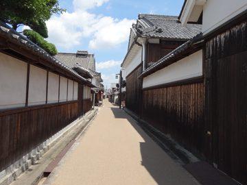 今井町街並み散策